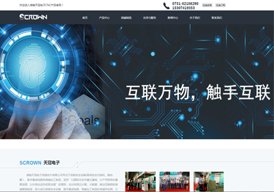 湖南天冠电子智能产品官网